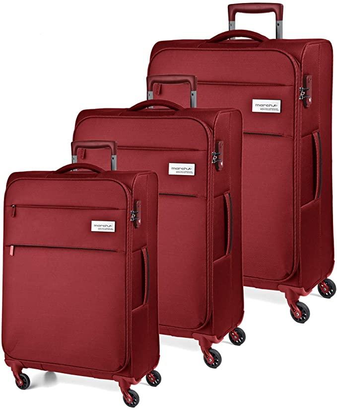 valigie a 4 ruote leggere